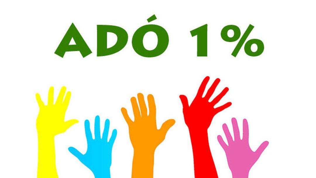Adó 1%: Neked segíthet?