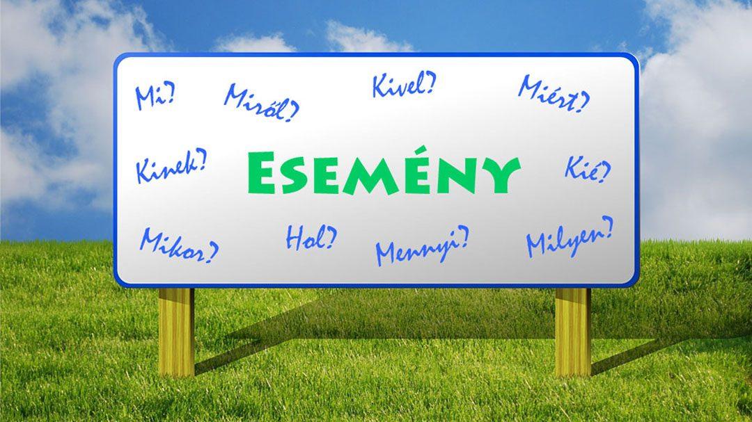 Eseményt szervezel? Így kommunikálj róla az online felületeiden!
