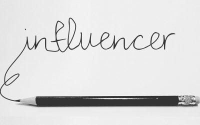 Influencerrel dolgozni…